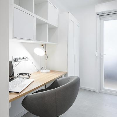 Reforma de un piso para ganar luz y espacio