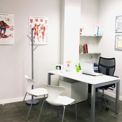 Reforma de Centro de Fisioterapia