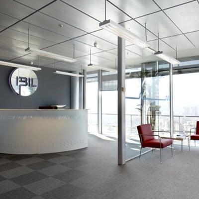 Ideas de reformas oficinas para inspirarte habitissimo for Recepcion oficina moderna