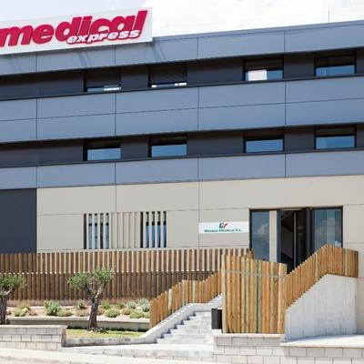 Oficinas Bastos Medical