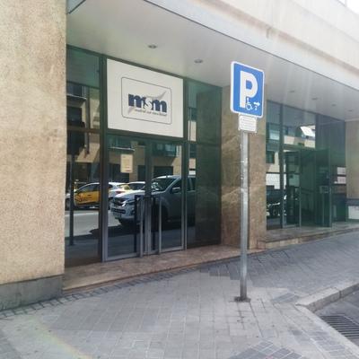 OrkAventura en las oficinas de MSM (MADRID SUR MOVILIDAD)