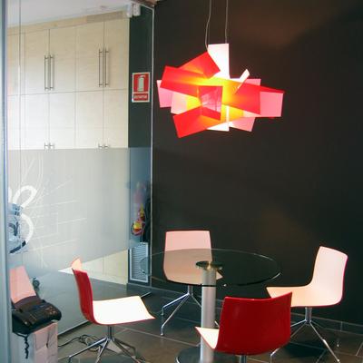 Oficinas de UNO publicidad