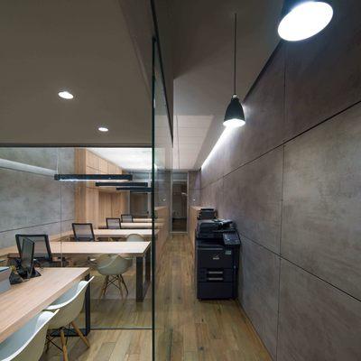 Oficinas ensanche Pamplona