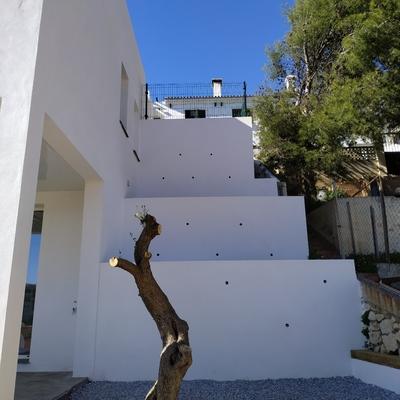 Vivienda unifamiliar aislada en Cala del Moral, Málaga