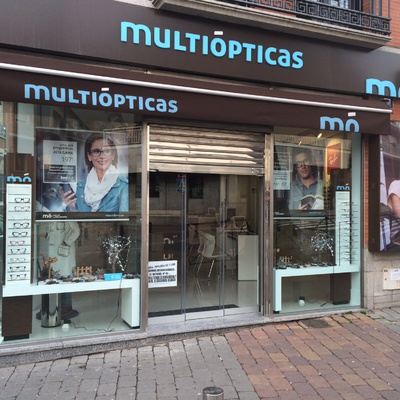 Multioptica Madrid