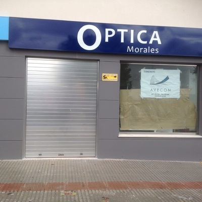 Optica en Jerez.
