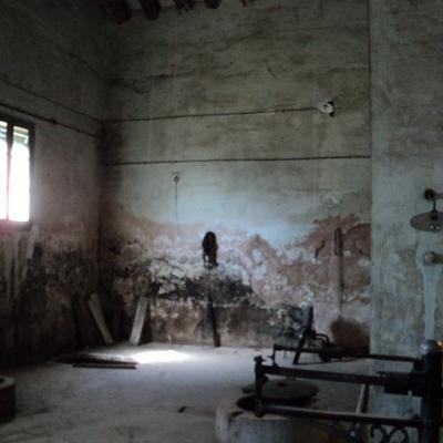 Rehabilitación de una pequeña bodega de vino en la localidad de Darmos, el Delta de l'Ebre