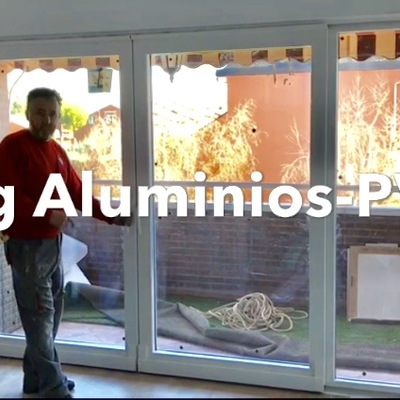 CERRAMIENTO PVC Y ALUMINIO RPT