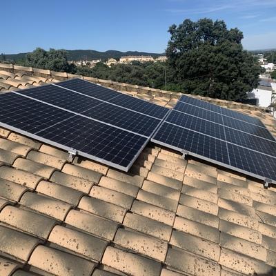 Paneles solares en Córdoba