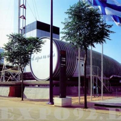 PABELLÓN DE NORUEGA (Expo92)
