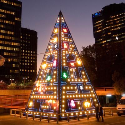 Los árboles de Navidad que tu abuela no aprobaría