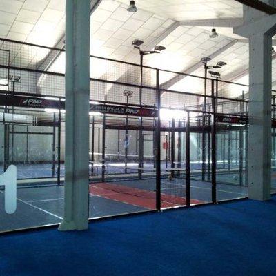 Padel Indoor en Leganes (Madrid)