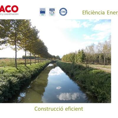 Eficiència Energètica (eE) Construcció eficient