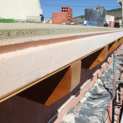 Ideas de tejados en valencia para inspirarte habitissimo for Tejados de madera thermochip