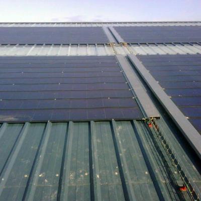 20 KW de Paneles Fotovoltaicos Flexibles en Polanco Cantabria