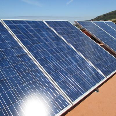 Fotovoltaica para Vivienda Aislada