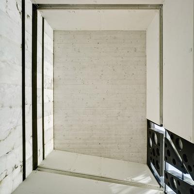 Panteón para un ingeniero. Arquitectura en murcia.