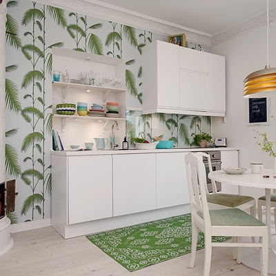 Vinilos para azulejos de cocina zaragoza - Papel pintado para cocina ...