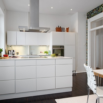 Presupuesto papel pintado cocina online habitissimo - Papel pintado en cocina ...