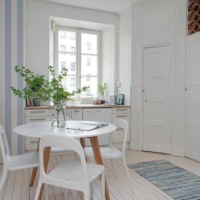 Ideas y fotos de papel pintado cocina para inspirarte - Papel pintado cocina ...