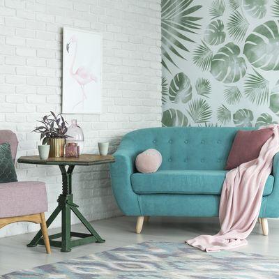 6 cosas que debes saber antes de poner papel pintado en casa