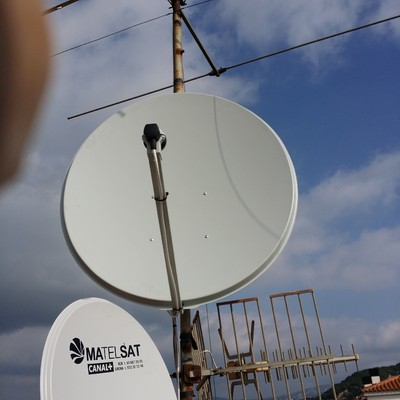 Antenas TDT y parabólicas en Madrid