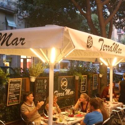 Parasoles Para Restaurantes Y Bares