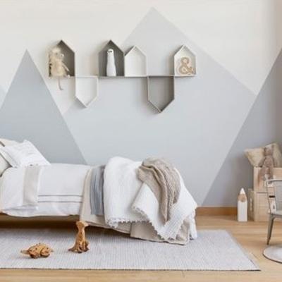 10 ideas para animar una pared sosa