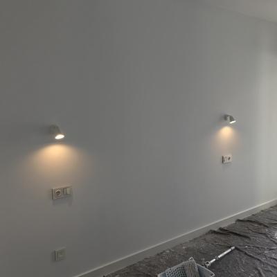 Insonorización pared dormitorio