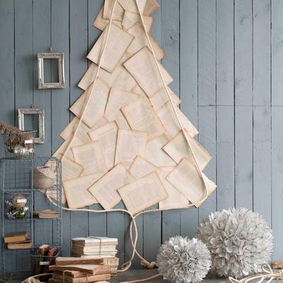 Árboles de Navidad creativos