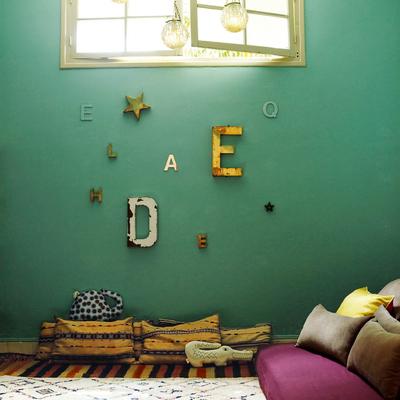 Verde que te quiero verde: el color de la felicidad y el relax
