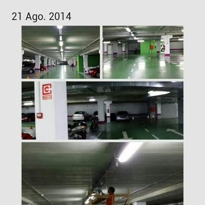 Parking Cataluña