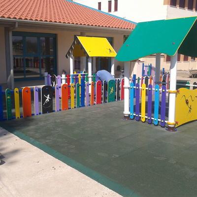 Construcción de guardería infantil