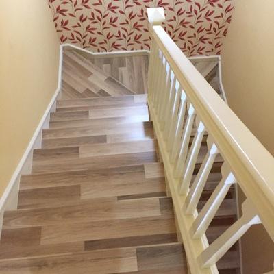 Parquecite-escalera