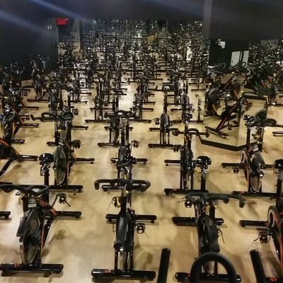 Parquecite S. L - Instalación de Gimansio Holiday Gym