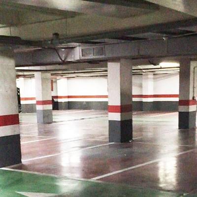 Saneado y mantenimiento  de zonas subterraneas, Madrid