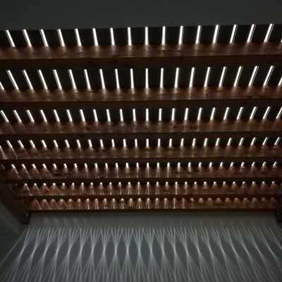altillo de madera