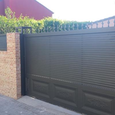 Puertas seccionales y automatismos, Madrid