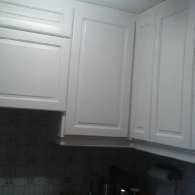 Lacado muebles de cocina