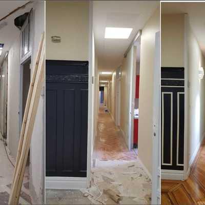 Pintura de Oficinas y restauración