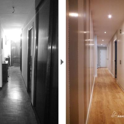 Reforma integral de una vivienda de tres dormitorios en Madrid (Chamartín)