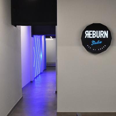 Pasillo Reburn Studio