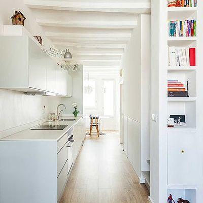 Los 40 m² mejor aprovechados que has visto