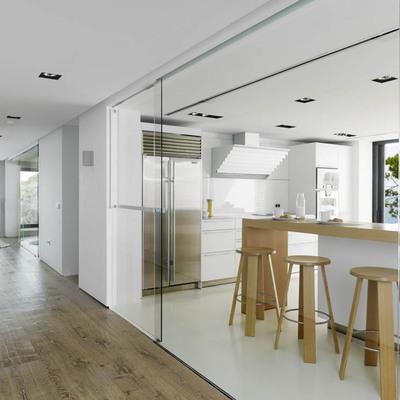 pasillo y cocina