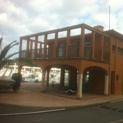 Trabajos en Puerto Adriano