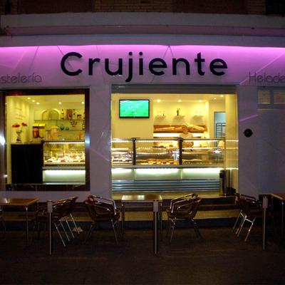 Pastelería Crujiente