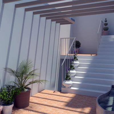 Patio 2 (renderizado)