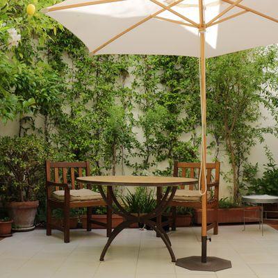 10 patios veraniegos para olvidar que no tienes jardín
