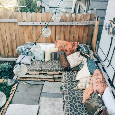 patio chillout