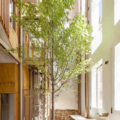 Ideas y fotos de cerrar patio interior para inspirarte habitissimo - Casa lola tudela ...